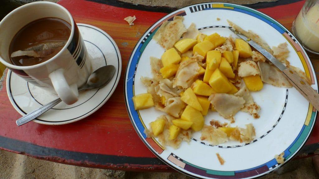 Mangopannenkoek