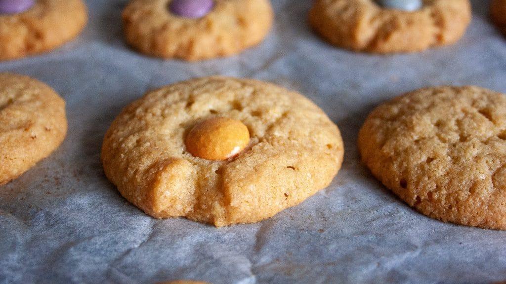 Amandelmeel koekje