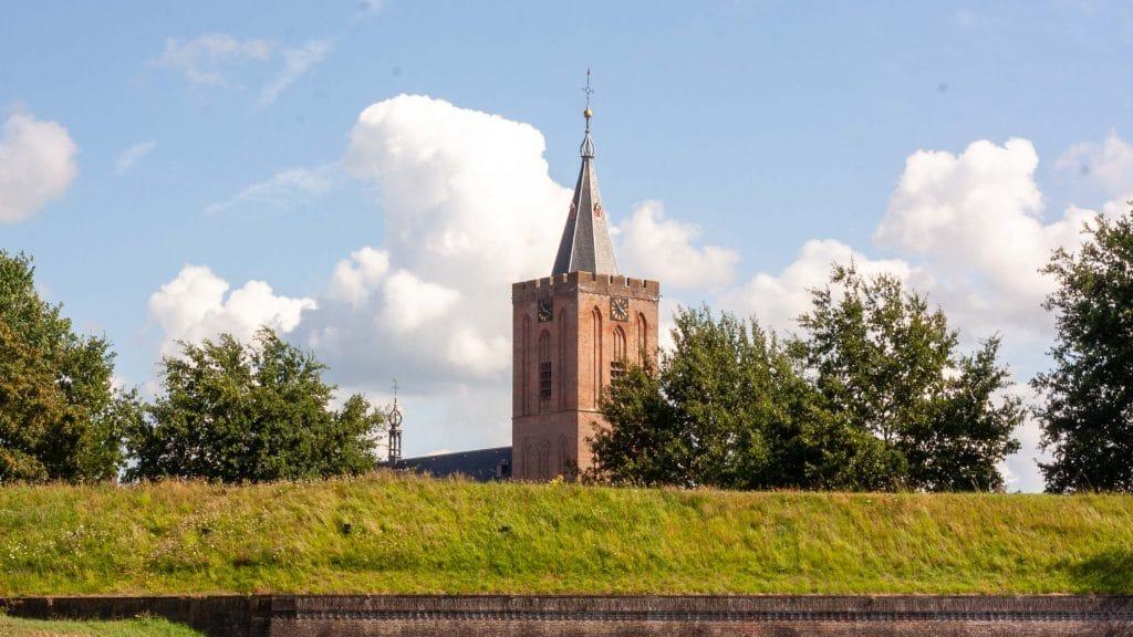 Kerk in Naarden Vesting
