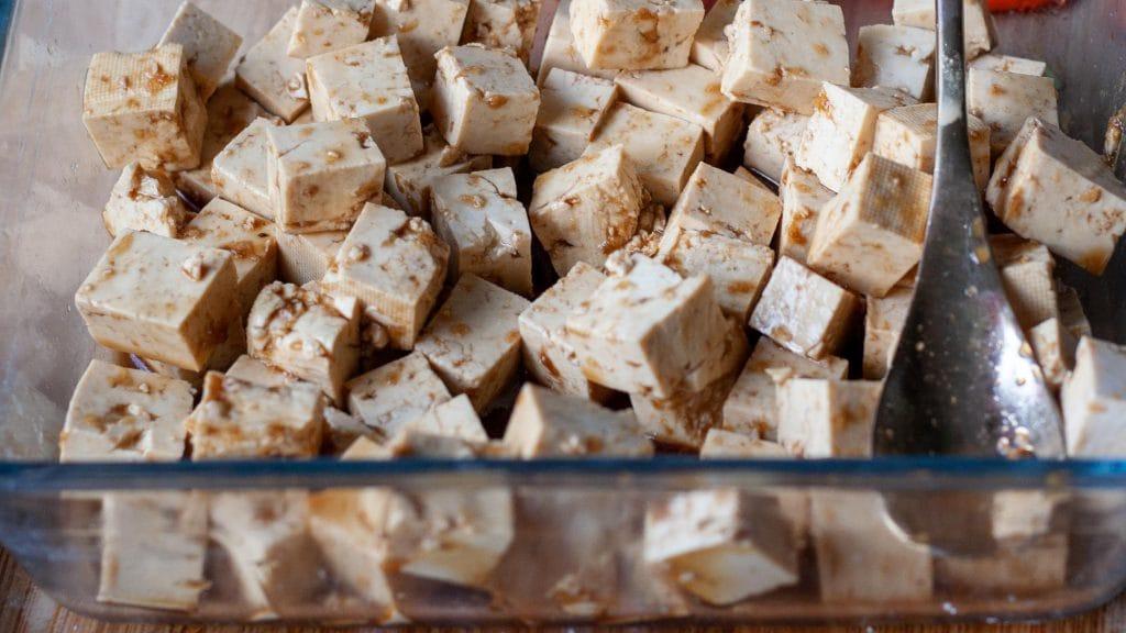 marinade tofu chinese smaken