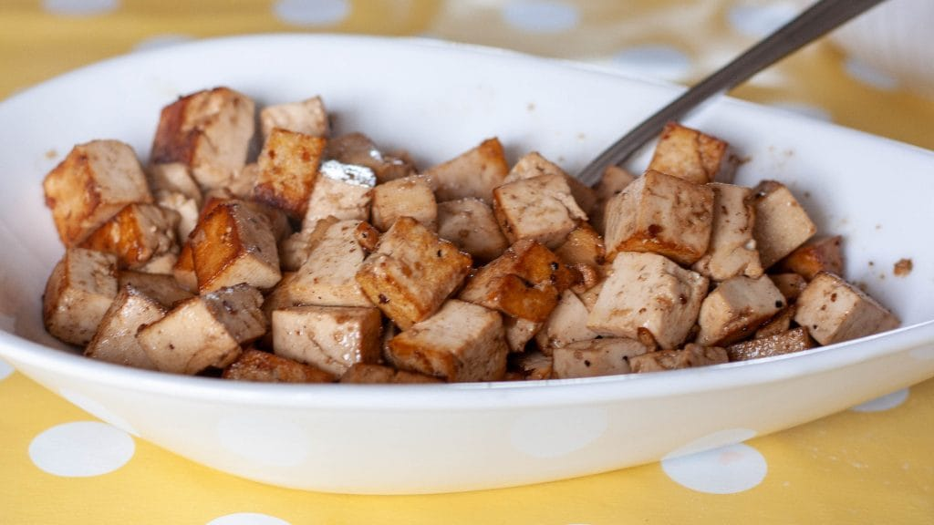 marinade tofu sojasaus